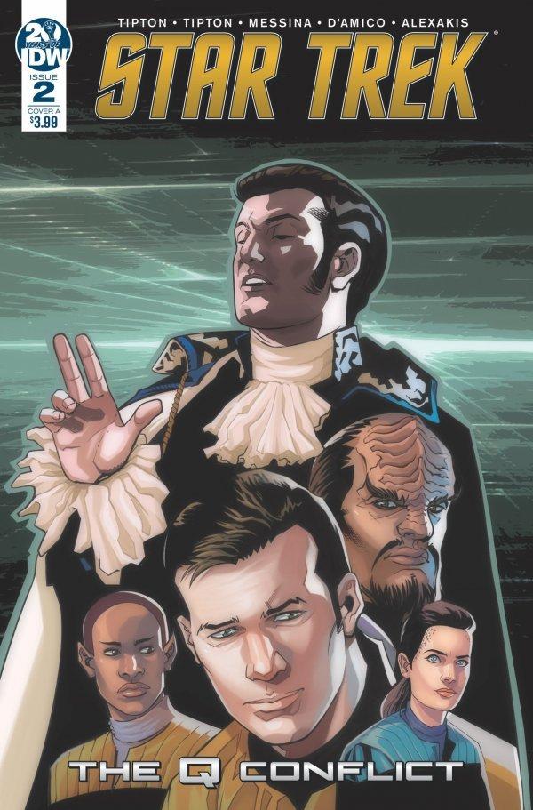 Star Trek: The Q Conflict #2