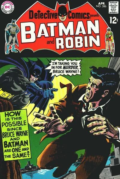 Detective Comics #386