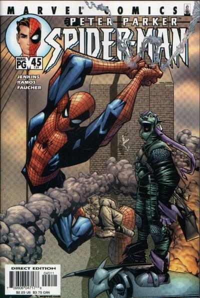 Peter Parker: Spider-Man #45