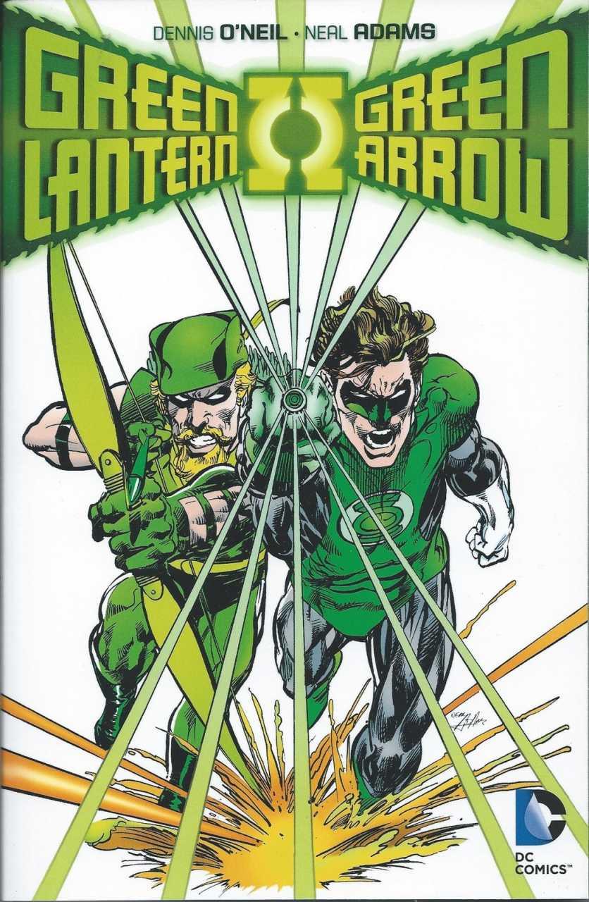 Green Lantern / Green Arrow TP