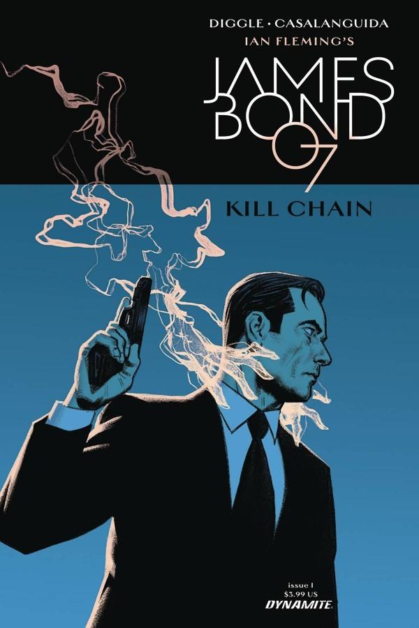 James Bond: Kill Chain #1
