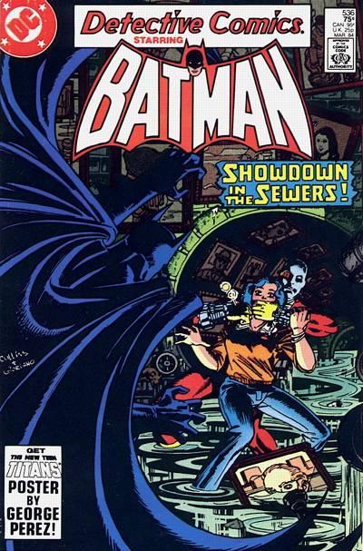 Detective Comics #536