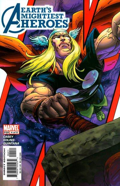 Avengers: Earth's Mightiest Heroes #4