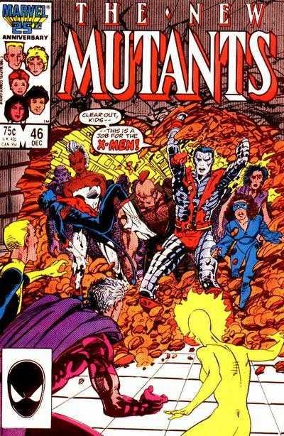 The New Mutants #46
