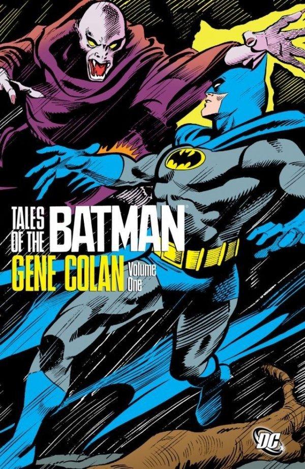 Tales of the Batman: Gene Colan Vol. 1 HC
