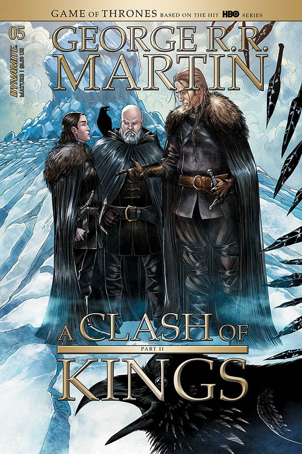 A Game of Thrones: Clash of Kings #5