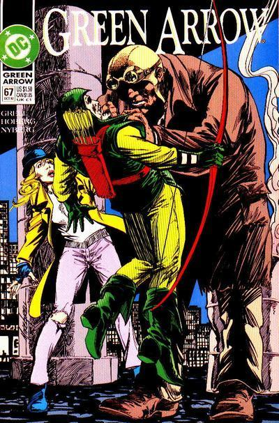 Green Arrow #67