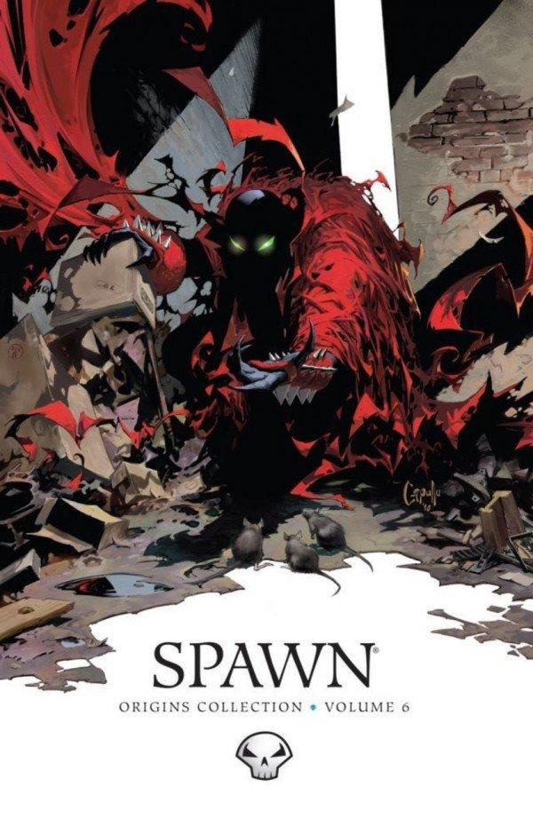 Spawn: Origins Collection Vol. 6 TP