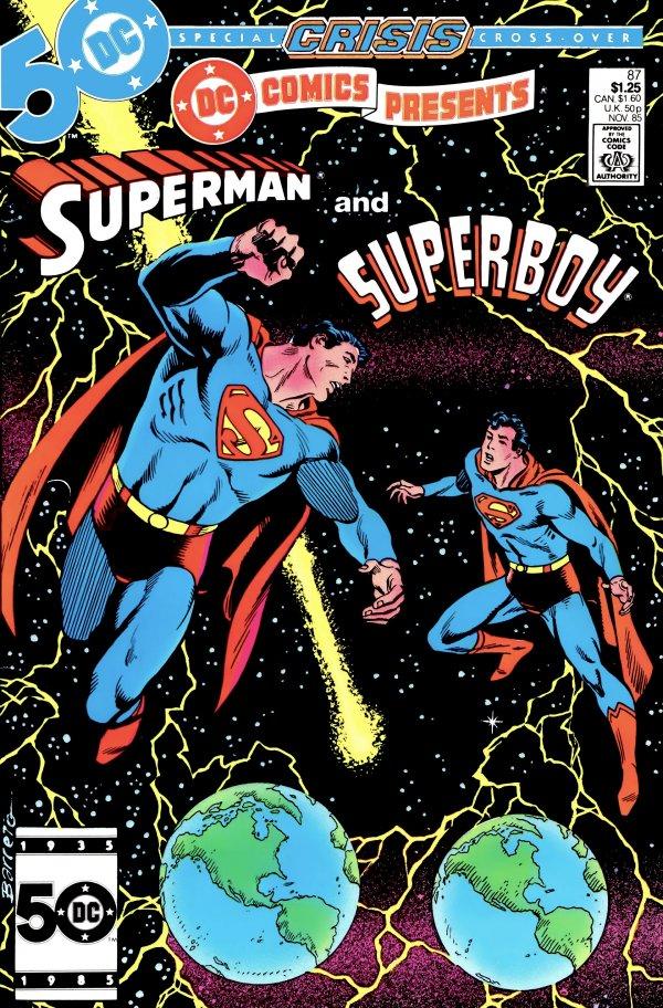 DC Comics Presents #87