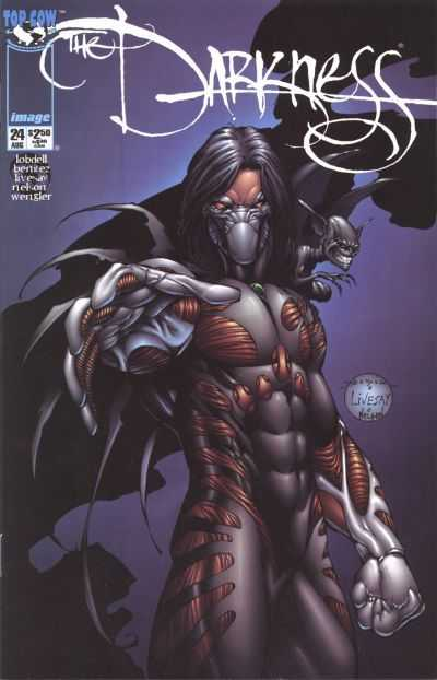 The Darkness #24