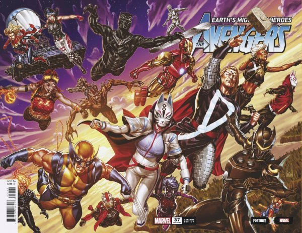 The Avengers #37
