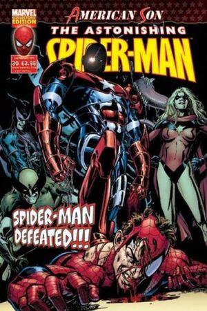 The Astonishing Spider-Man #30
