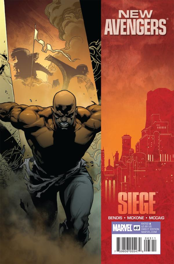 The New Avengers #63