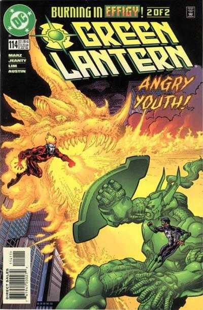Green Lantern #114