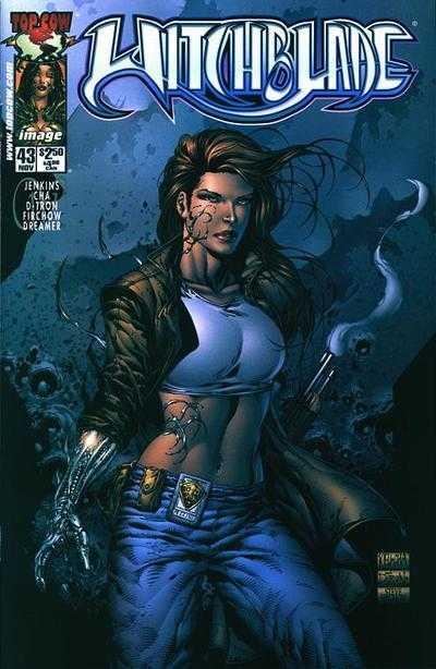 Witchblade #43