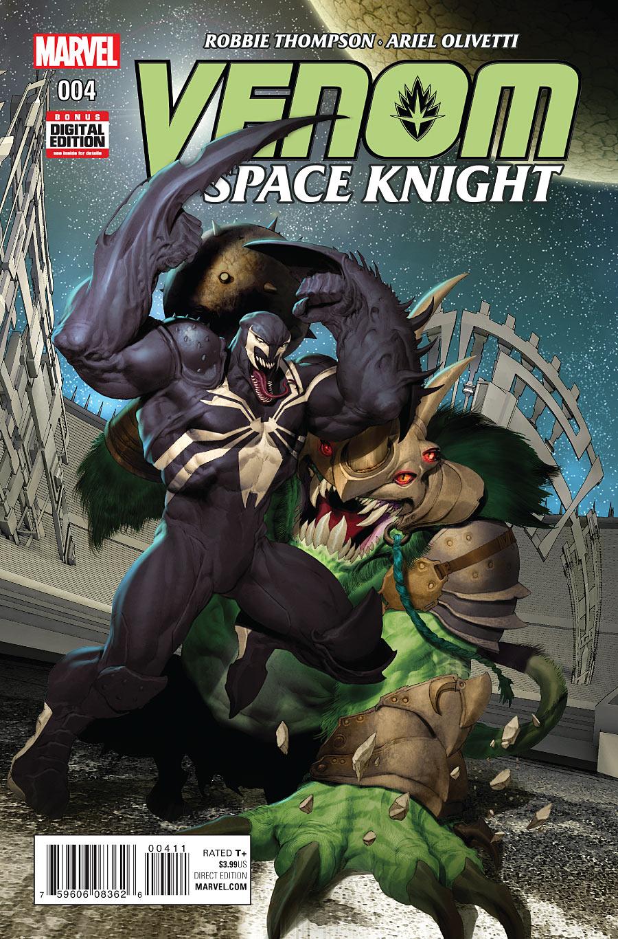 Venom: Space Knight #4