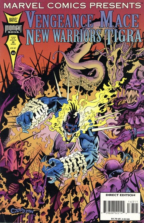 Marvel Comics Presents #163