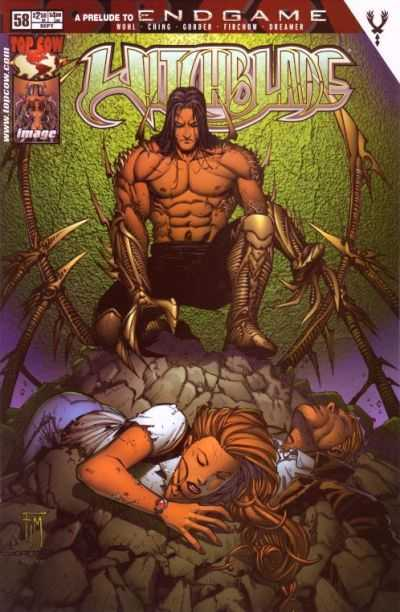 Witchblade #58