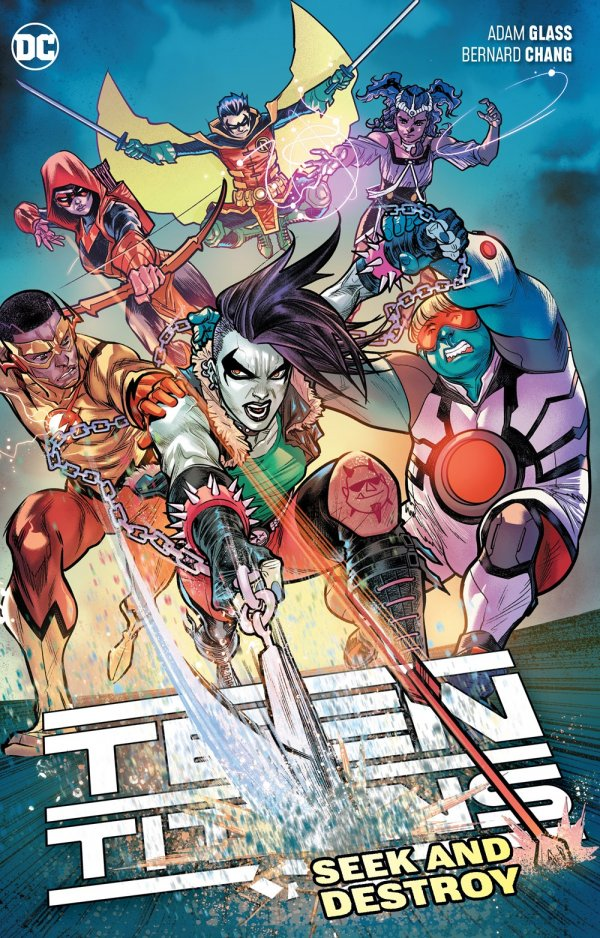Teen Titans Vol. 3: Seek and Destroy TP