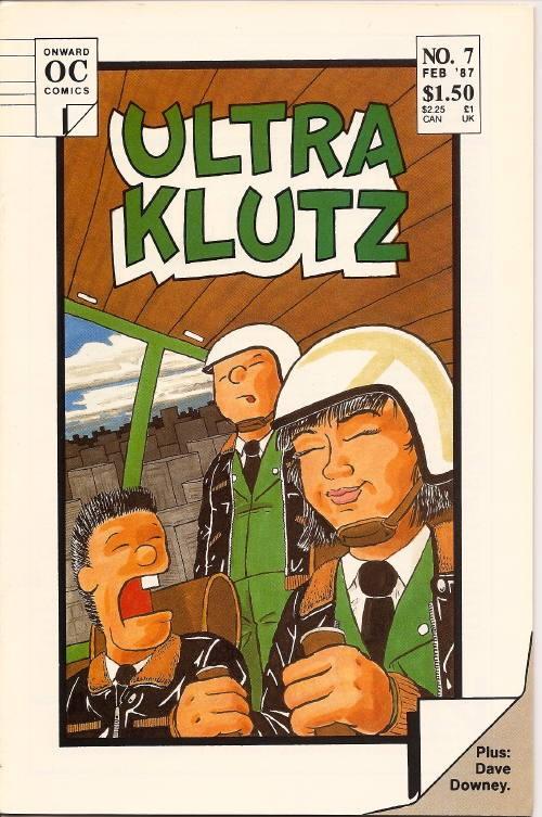 Ultra Klutz #7