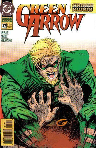 Green Arrow #87