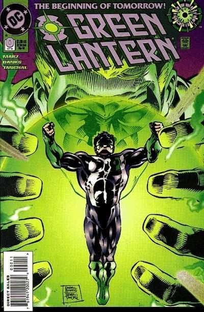 Green Lantern #0