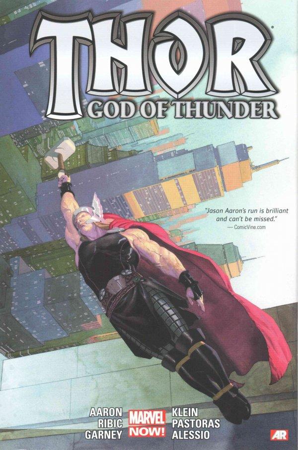 Thor: God of Thunder Vol. 2 HC