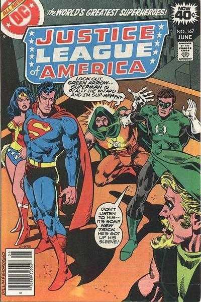 Justice League of America #167