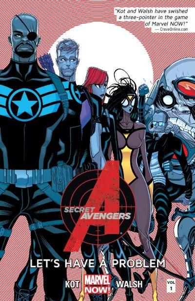 Secret Avengers Vol. 1: Let's Have A Problem TP