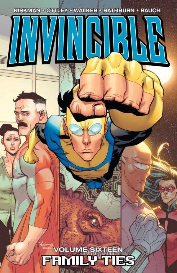 Invincible Vol. 16: Family Ties TP