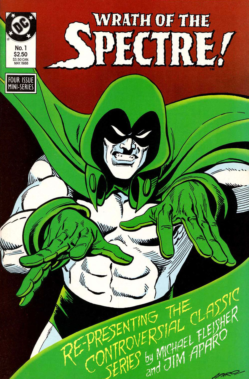 Wrath of the Spectre #1
