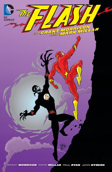 The Flash By Grant Morrison and Mark Millar TP