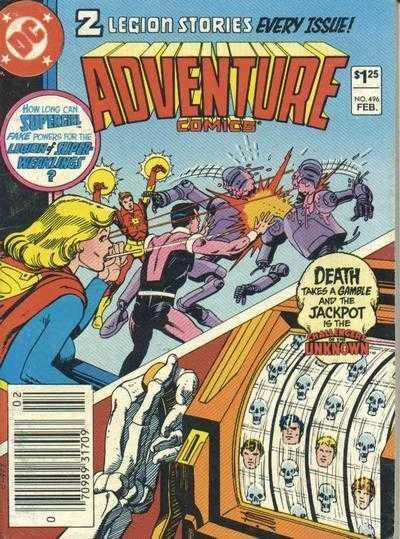 Adventure Comics #496