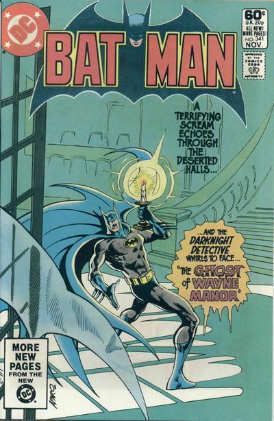 Batman #341