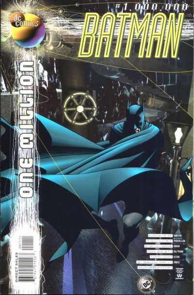 Batman #1000000