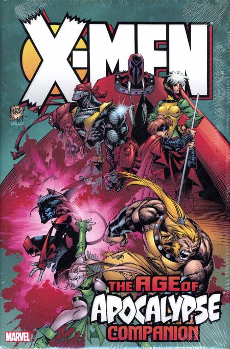 X-Men: The Age of Apocalypse Omnibus Companion HC