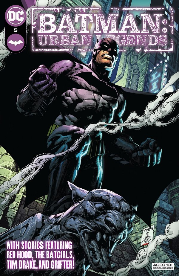 Batman: Urban Legends #5