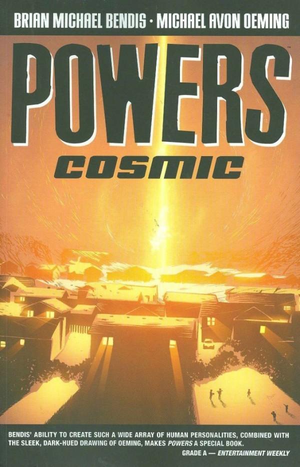 Powers Vol. 10: Cosmic TP