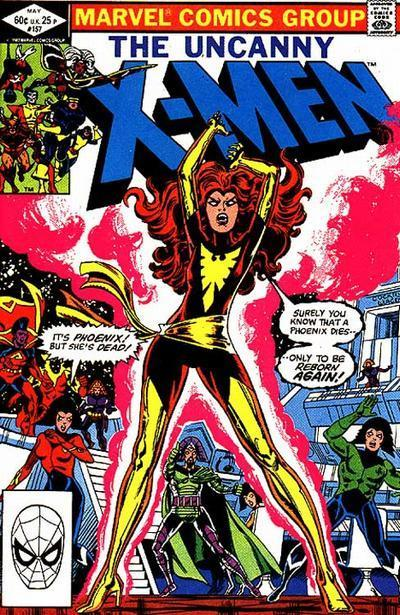 Uncanny X-Men #157