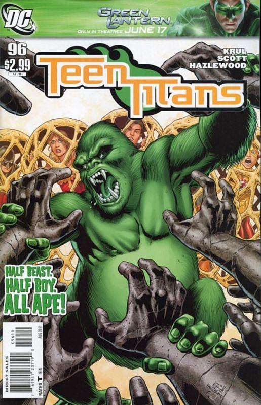 Teen Titans #96