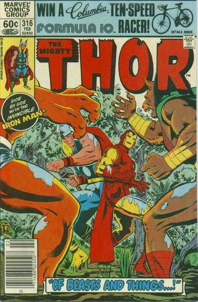 The Mighty Thor #316