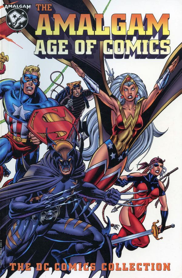 The Amalgam Age of Comics: The DC Comics Collection TP