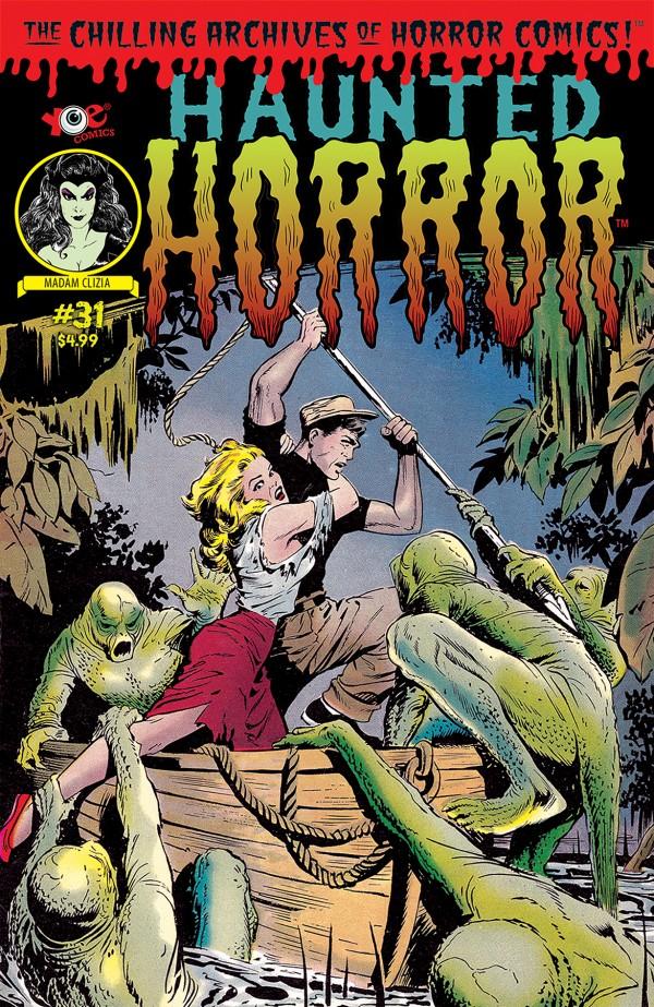 Haunted Horror #31