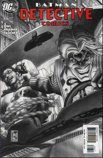 Detective Comics #826