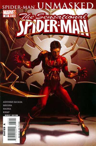 The Sensational Spider-Man #31