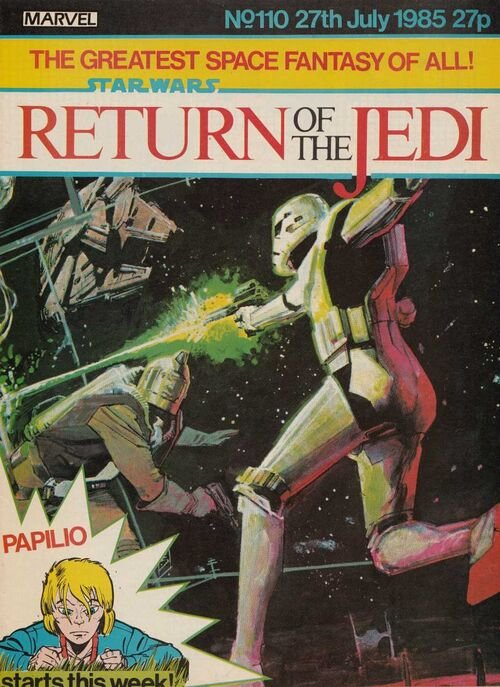 Return of the Jedi Weekly #110