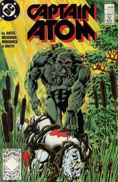 Captain Atom #17