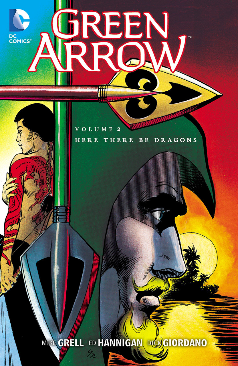 Green Arrow Vol. 2: Here There Be Dragons TP