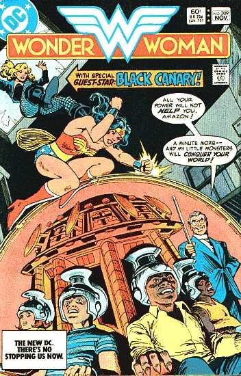 Wonder Woman #309