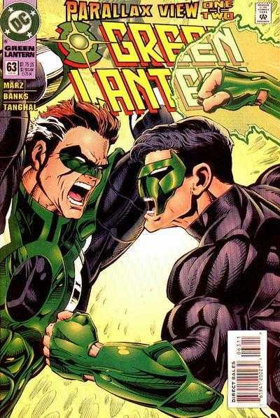 Green Lantern #63